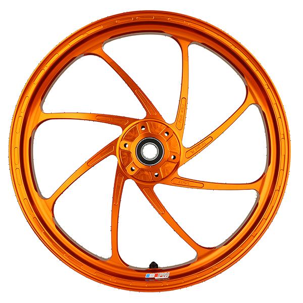 BMW 016 arancio f B