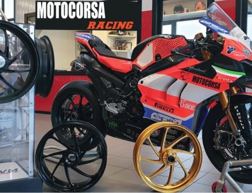 Mazzoli Garage srl e MOTOCORSA RACING TEAM