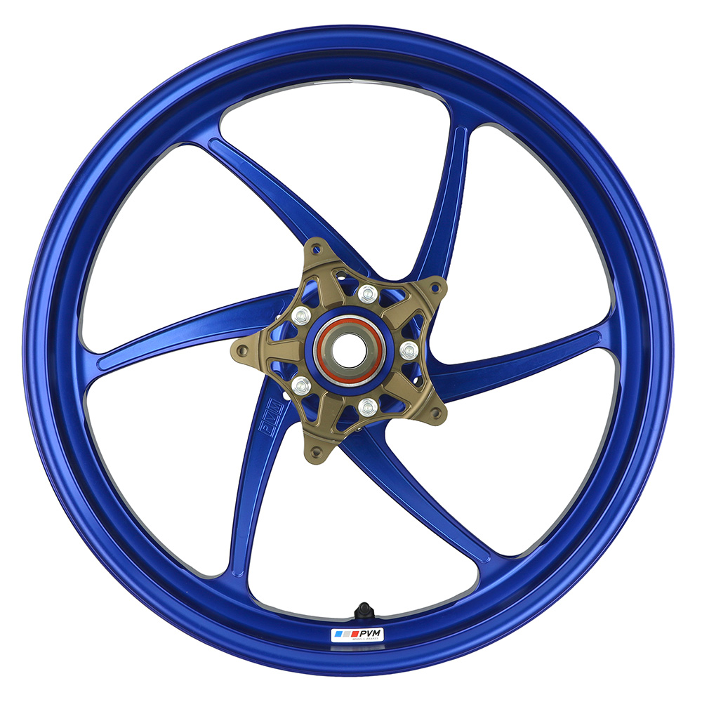 LINEA 6 RAZZE blu