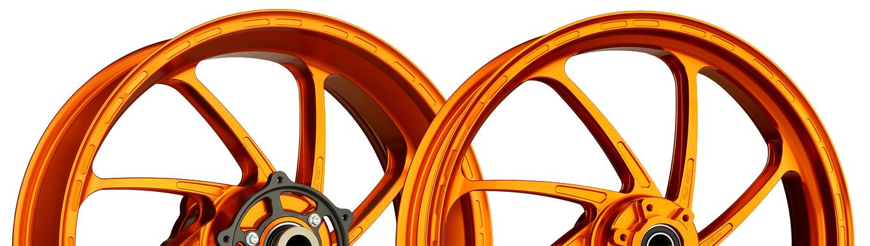 footer cerchi arancio